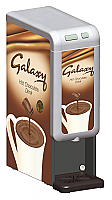 Galaxy Drinking Chocolate Machine
