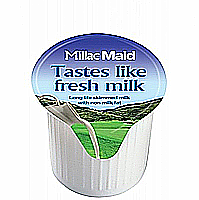 Millac Maid Milk Pots 120 x 12ml