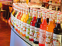 Monin Coffee Syrups 70cl Bottles