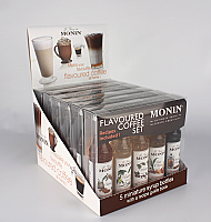 Monin Miniatures 5 x 5cl Pack