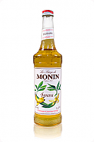Monin Banana Flavoured Coffee Syrup 70cl