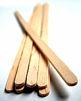 Wooden Stick Stirrers 190mm Box of 1000
