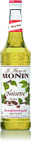 Monin Hazelnut Flavoured Coffee Syrup 70cl