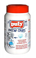 Puly Caff Brew Clean Tablets tub of 120 x 4g