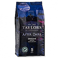 Taylors of Harrogate After Dark Ground Coffee 6 x 227g bag