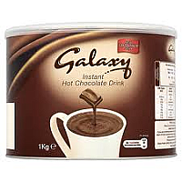 Galaxy Instant Hot Chocolate Drink 1kg