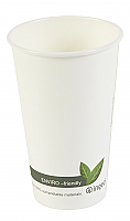16 oz Biodegradable Hot Cup per 1000
