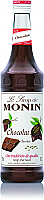 Monin Chocolate Flavoured Coffee Syrup 70cl
