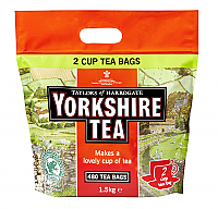 Yorkshire Tea Bags box of 480