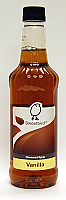Sweetbird Sugar Free Vanilla Flavoured Syrup 1ltr