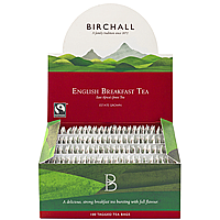 Birchall English Breakfast Tagged Tea Bags per 100