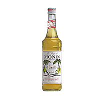 Monin vanilla Flavoured Coffee Syrup 1ltr 