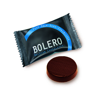 Bolero Belgian Chocolates Dark 300 x 5g