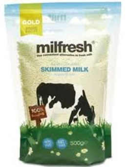 Milfresh Gold granulated skimmed milk 10 x 500g
